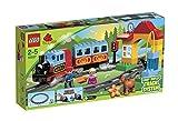 Lego 10507 Duplo Eisenbahn Starter Set, Zug Spielzeug