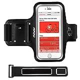 Handy Sportarmband iPhone, Handy Armtasche, Oberarmtasche Kopfhörer, Schlüsselhalter,...