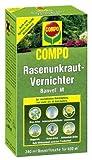COMPO Rasenunkraut-Vernichter Banvel M, Bekämpfung von breitblättrigen Unkräutern im Rasen,...
