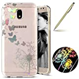 Handyhülle Samsung Galaxy J3 2017 J330, Samsung Galaxy J3 2017 TPU Silikon Schutzhülle Case...