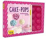 GU Gräfe und Unzer KüchenRatgeber Cake-Pop-Set + Silikonbackform Backbuch backen 8788 (GU...