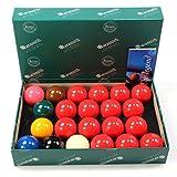 Aramtih Snooker Aramith Billardkugel-Set, Große 2 1/6' 5.23 cm Premier Set
