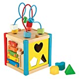 Early Learning Centre 141223 Activity Cube, Holz klein