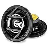 auna CS-658 • 2-Wege-Koaxial-Boxen • Auto Lautsprecher • Car HiFi Boxen •...