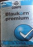 Blaukorn® premium 15+3+20(+3+10) 25 kg NPK Volldünger Gartendünger