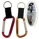 Schlüsselanhänger mit Karabinerhaken