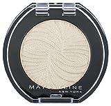 Maybelline New York Lidschatten Colorshow Mono Shadow Tiffanys White 12 / Eyeshadow Weiß...