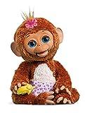 Hasbro FurReal Friends A1650E25 - Cuddles, mein Baby Äffchen, Plüsch