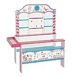 roba Kaufladen 'Candy-Shop', Kinder Süßigkeiten- & Kaufmannsladen, Verkaufsstand bedruckt mit 6...