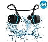 i360 Schwimmen MP3-Player Unterwasserwasserdicht bis 3 Meter - Wireless MP3 Player (8GB)