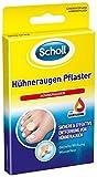 Scholl Hühneraugen-Pflaster zur Behandlung bei Hühneraugen, 3er Pack (3 x 4 Stück)