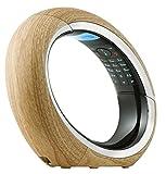 AEG Eclipse 15 - Schnurloses 1.6' Design DECT-Telefon mit Freisprecheinrichtung, Anrufbeantworter...