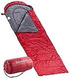 PEARL Mini Schlafsack: Superleichter Sommer-Schlafsack, Deckenschlafsack 210 x 75 cm (Superleichter...