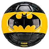 PUMA Superhero Lites Fußball, Puma Black-Dandelion-Batman, 5