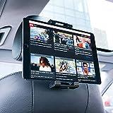 Lamicall Tablet Halterung Auto, Universal Tablet Halterung : KFZ-Kopfstützen Halterung für Pad Air...