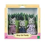 Sylvanian Families 5130Katze grau Familie Spielzeug
