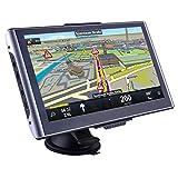 Navigationsgerät 15cm (7 Zoll) Display für LKW und WOHNMOBIL ,lebenslange Kartenupdates Die...