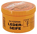 PFIFF GLYZERIN-LEDERSEIFE, Dose mit Schwamm, 250ml
