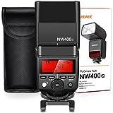 Neewer Kamera-Blitz, 2,4G HSS 1/8000s TTL GN36 kabellos Master Slave Flash Speedlite für Sony A7...