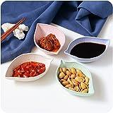 Würze Gericht Geschirr Set Vorspeise Teller Japanische Essig Spice Salat Soja-Soße Sushi Wasabi...