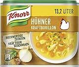 Knorr Hühner Kraftbouillon Dose, 13,2 Liter, 3er Pack