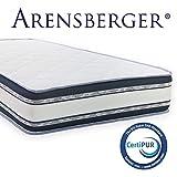 Arensberger  Relaxx 9 Zonen Wellness Matratze mit 3D-Memory Foam, Höhe 25cm, Raumgewicht 50 kg/m³,...