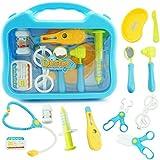 Newlemo Arztkoffer Kinder Klein für Kinder ab 3 Jahren Arztkoffer Kinderspielzeug mit...