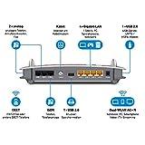AVM FRITZ!Box 6490 Cable WLAN AC + N Router (DOCSIS-3.0-Kabelmodem für Kabelanschluss, bis 1.300...