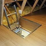 Youngman 313340 Aluminium Loft Leiter 2,3 - 3,0 m