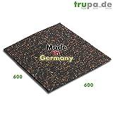 Qualitativ hochwertige Antivibrationsmatte 60 x 60 cm made in Germany | mit hoher Effizienz |...