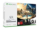 Xbox One S 1TB Konsole - Assassin's Creed Origins Bonus Bundle inkl. Tom Clancy's Rainbow Six:...