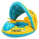 Peradix Aufblasbares Kinderboot Beach Sommer Hingucker für Wasserspaß Familienspaß in See Meer &...