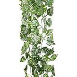 lsv-890cm Leegoal Künstliche Fake zum Kletterpflanze Blätter Garland Hause Garten Wand...