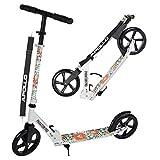 Apollo Big Wheel Scooter 200 mm - Phantom Pro ist ein Luxus City Scooter, City-Roller klappbar und...
