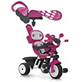 Smoby 740600 - Baby Driver Komfort Rosa