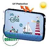 Auto Sonnenblenden für Kinder - Auto-Sonnenschutz für Seitenfenster (1 Stück) - Schutz vor...
