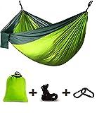 Hängematte, Ariel-gxr Camping Hängematte, Outdoor Ultra-light Reise-Hängematte, doppelte...