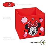 Faltbox Walt Disney Minnie Maus II - ist die ideale Aufbewahrungsbox Regalbox für das Kinderzimmer...
