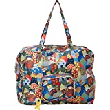 Oilily Paper Pop Folding Carry All Multicolor