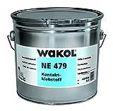 Wakol NE 479 Kontaktkleber, 6kg, Neoprene Kontaktklebstoff für die Verlegung von PVC Belägen,...