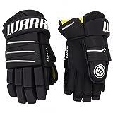 Warrior Alpha QX5 Handschuhe Youth(Bambini), Größe:8 Zoll;Farbe:rot/weiss