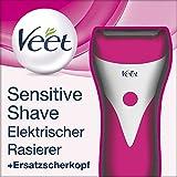 Veet Sensitive Shave Rasierer inkl. Ersatz-Scherkopf