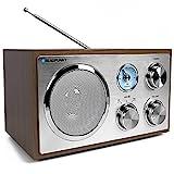 Blaupunkt RXN 180 | Retro und Designradio mit Bluetooth und Aux In | UKW/ FM Küchenradio |...