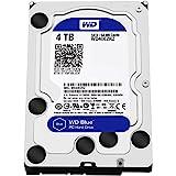WD Blue WD40EZRZ 4 TB Interne Festplatte (8,9 cm (3,5 Zoll), SATA 6 Gb/s (bulk))