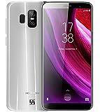 HOMTOM S7 - 5,5 Zoll (18: 9-Verhältnis) Vollbild Android 7.0 4G Ultra-Slim-Smartphone, 3 GB RAM 32...