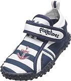Playshoes Aquaschuhe, Badeschuhe Maritim mit höchstem UV-Schutz nach Standard 801 174781, Jungen...