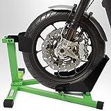 BITUXX® Motorrad Montageständer Motorradwippe vorn Motorradständer Wippe Transportständer...