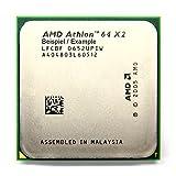 AMD Athlon 64 X2 5200+ 2.7GHz/1MB Sockel/Socket AM2 ADO5200IAA5DO Dual-Core CPU (Zertifiziert und...