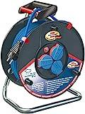 Brennenstuhl 1208480  Kabeltrommel IP44,  3G1.5, 3 x 230 V,blau