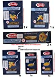 Barilla Senza Glutine Sortiment 1 x Fusilli- 1 x Stelline 1 x Ditalini Rigati 1 x Penne Rigate 1x...